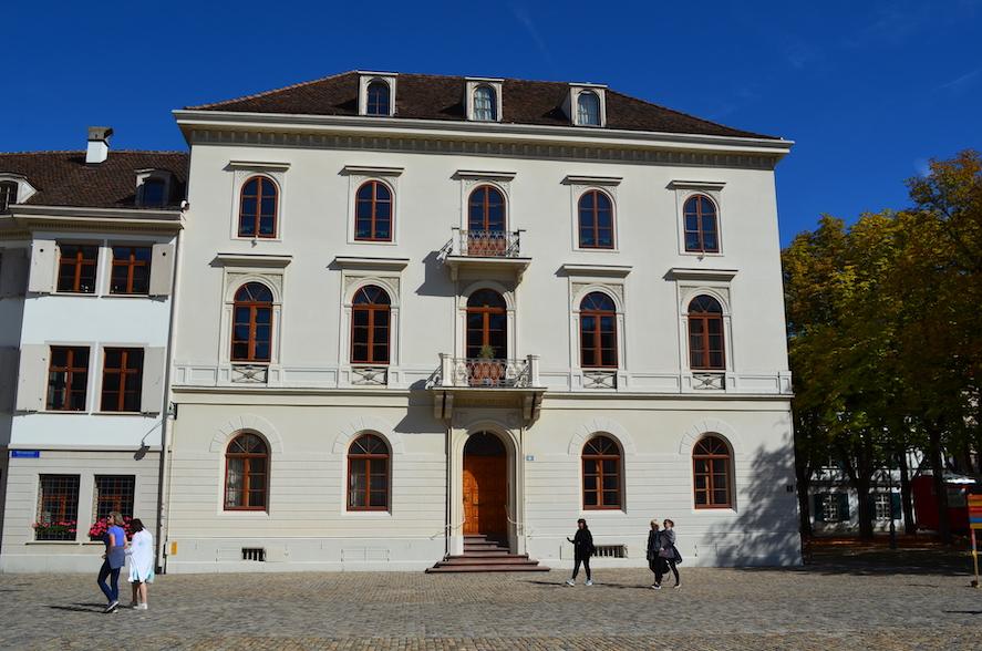 St. Johannskapelle, Basel