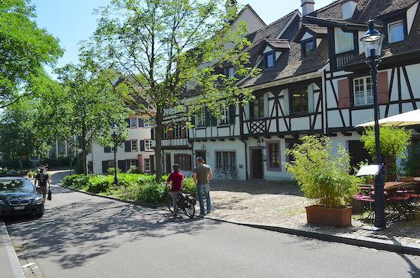 Spalengraben, Basel