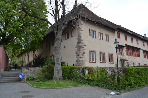 Klingental, Basel