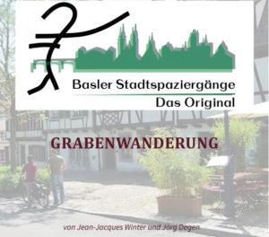 Basler Stadtspaziergänge – Das Original, Grabenwanderung ¦ ©Jean-Jacques Winter, Jörg Degen