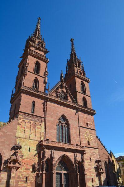 Münster, Basel