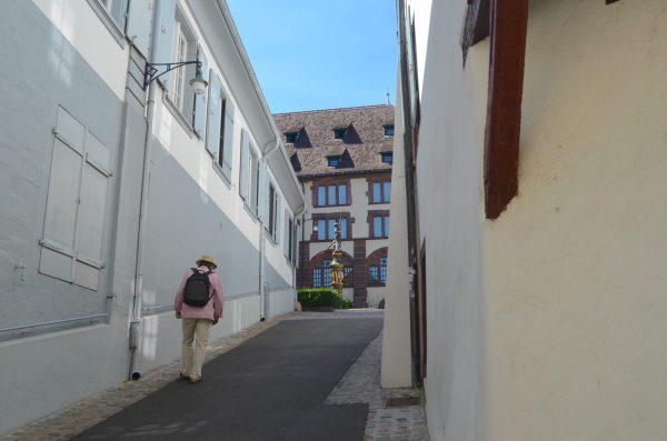 Archivgässlein, Basel